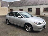 Mazda3 1.6 Takara Hatchback 5dr - £2,600 O.N.O MOT'd 29/03/18 Great Car