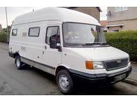 Bargain! LDV Campervan , 2 berth, 2.5 Diesel, full MOT, Lovely Interior.