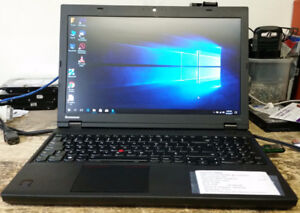 Lenovo T540 P pro series Notebook