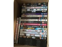 Variety of dvds £1 each