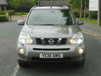 2010 10 REG NISSAN X-TRAIL 2.0dCi 170 TEKNA 4WD FULLY SERVICED!