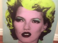 Marilyn Monroe POP ART canvas/poster/painting