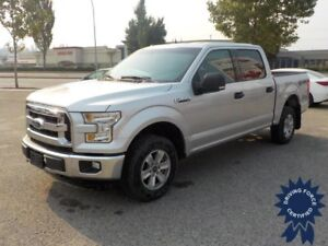 2015 Ford F-150 XLT Super Crew 4x4 - 15,081 KMs, 6 Passenger