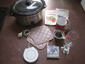 kitchen stuff /sold complete --STRATHROY