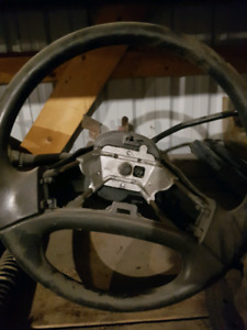 92-96 ford truck and Bronco steering column