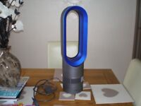 Dyson AM05 Hot and Cool Fan using air multiplier technology