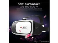 VR BOX III 3 pro Version VR Virtual Reality Glasses +wireless bluetooth remote