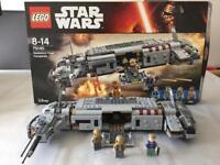LEGO Star Wars Resistance Troop Transporter (75140).