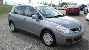 ** 2011 NISSAN VERSA HATCHBACK ****CALL NOW FOR FINANCING*