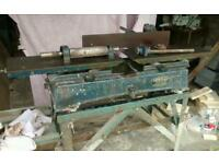 "Smith 9"" woodworking surface planer project"
