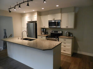 Avail. Feb 2, 2018...  1-Bedroom Fully Self-Contained Suite