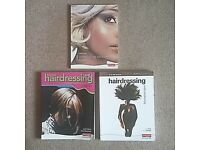 Hair Dressing Books NVQ 1, 2 and 3