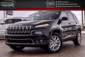 2017 Jeep Cherokee New Car|Limited|4x4|Navi|Backup Cam|Leather|B