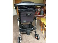 Near new maxi cosi stroller