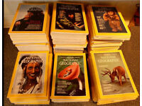 Job Lot 131 National Geographic Magazines 1980's 90's & 2000-1-2