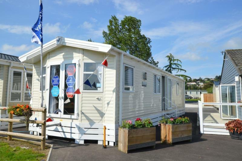 Static Caravan Barnstaple Devon 2 Bedrooms 6 Berth Willerby Brockenhurst 2016