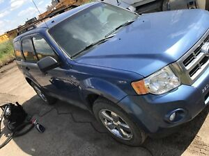 2009 Ford Escape 3.0L v6 4x4