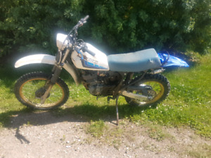1982 Suzuki DR250