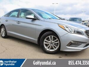 2015 Hyundai Sonata GL Heated Seats Reverse Camera Alloys