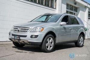 2007 Mercedes-Benz M-Class ML550 4MATIC!! Local!