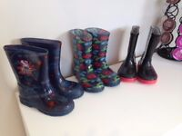 Kids Wellie boots