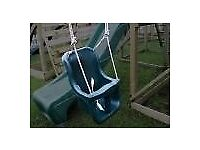 Brand new Dunster House infant swing