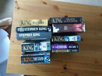 10 Stephen King Books