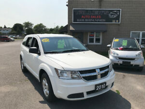 2010 Dodge Journey SE SUV, Crossover