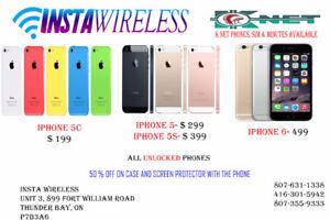INSTA WIRELESS UNLOCKED PHONES