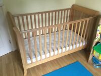 John Lewis Cotbed/Cot Bed