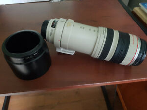 Canon Zoom Lens EF 100-400mm