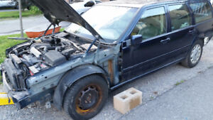 1999 volvo v70 parting out