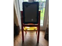 Standing writing board (foldable)