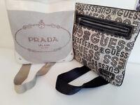 Fashion bags - Prada & Guess