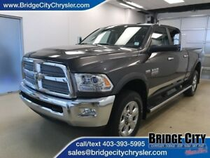 2015 Ram 2500 Longhorn Limited- 6.4L, leather, vented seats, Sun