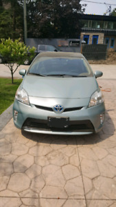 2014 Toyota Prius Technology Package