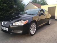 Stunning Black Jaguar XF Premium Luxury 2.7 Diesel V6 Fully Loaded HPI Clear Full Jaguar History