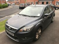 FORD FOCUS ZETEC-S 2009 - SPACE GREY - 55,000mi - 2 Previous Owners - Very Good Condition