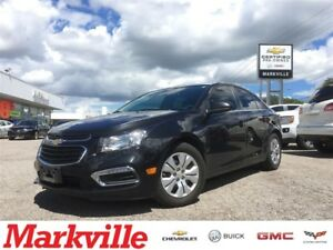 2015 Chevrolet Cruze 1LT-ONE OWNER TRADE- CERTIFIED PRE-OWNED