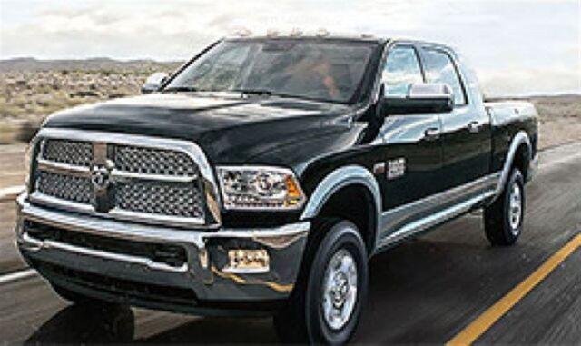 2017 Ram 2500 New Truck SLT|4x4 Diesel|Night edition|Sunroof|Blu