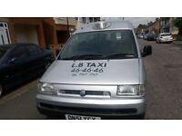 2002 Fiat Scudo 1.9Td Taxi