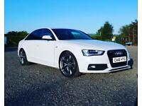 Priced to sell! audi a4 sline 177bhp 2.0tdi Black Edition 2 **Finance can now be arranged**