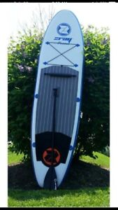 SOLD - Zray premium inflatable stand up paddle board SUP