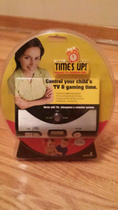 TV and Gaming Timer