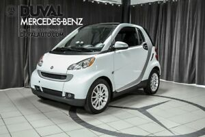 2010 smart fortwo passion/ BANCS CHAUFFANTS/TOIT PANO