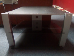 Entertainment Center TV Stand DVD blue ray