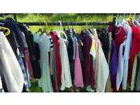 Joblot of pre loved clothes