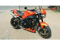 2008 triumph speed triple 1050 streetfighter p/x swap buell supermoto quad raptor chevy pickup w.h.y