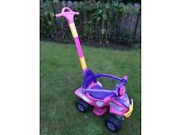 Free- Toddlers quad bike