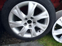 "Audi A3 17"" alloy wheel x1 very good condition"